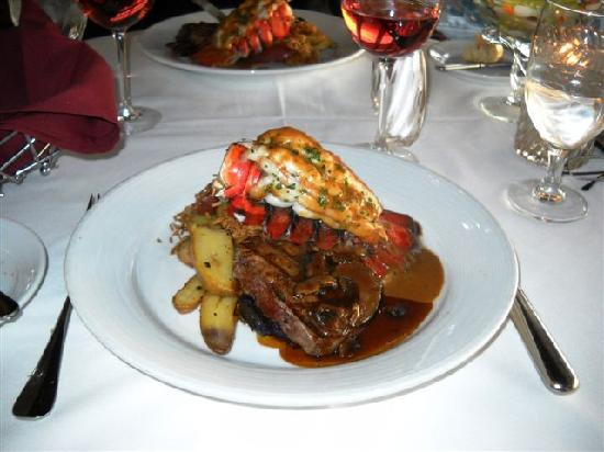 casino del sol surf and turf