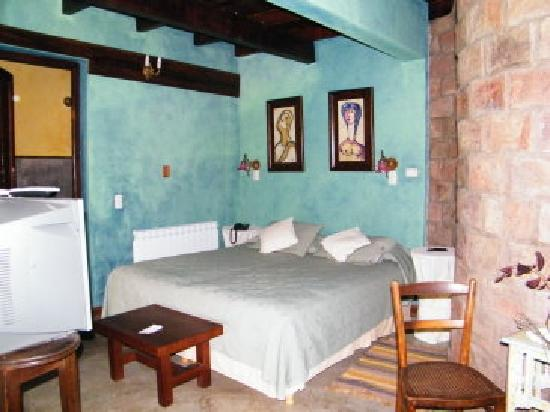 Casa Glebinias: bedroom