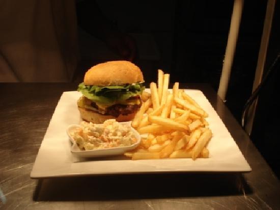 Corkers Burger