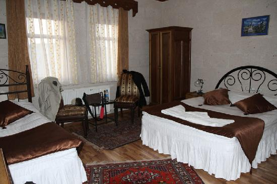 Arch Palace Hotel: Room