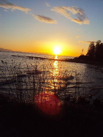 Up The Creek Backpackers B&B: Walking distance from a  beach and gorgeous sunsets!!