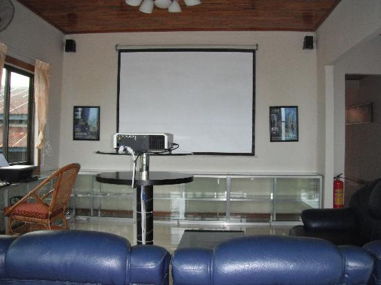 Divers Hotel : The classroom area