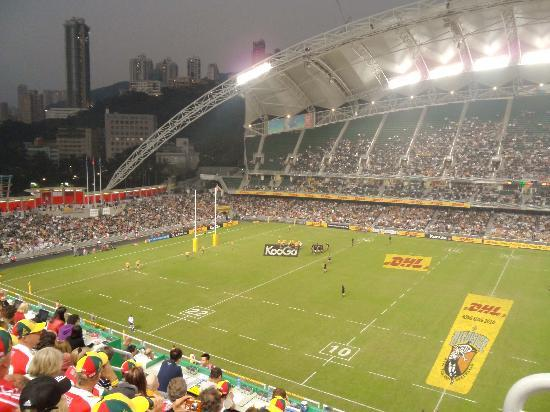 Hong Kong Stadium: More action under the lights