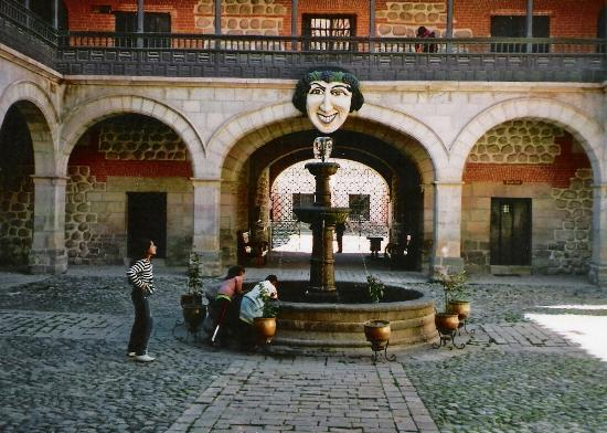 Potosi, Bolivia: Innenhof Casa de la Moneda