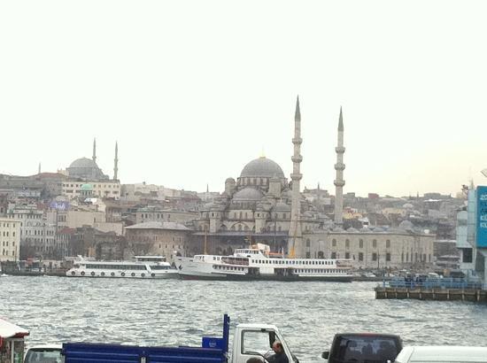 Santa Ottoman Hotel: istanbul city