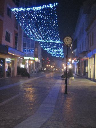 Haskovo, بلغاريا: binnenstad van haskovo