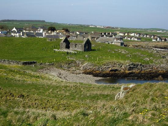 Portpatrick, UK: Isle of Whithorn