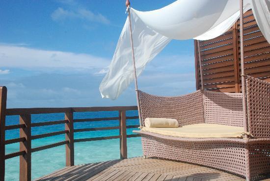 Baros Maldives: Water Villa