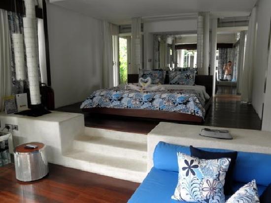 Kiss Bali: Villa room