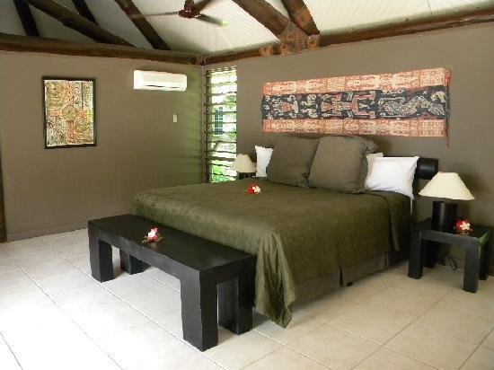 Yasawa Island Resort and Spa: bed