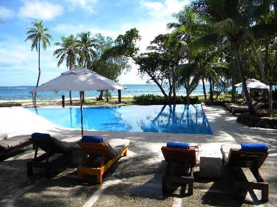 Yasawa Island Resort and Spa: pool