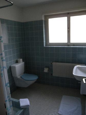 esos Hotel Quelle: Toilets(standard Double Room