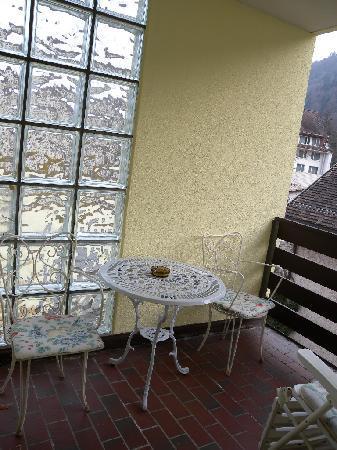 esos Hotel Quelle: Balcony(standard Double Room