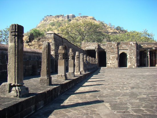 Daulatabad India  City new picture : Daulatabad, India: Temple
