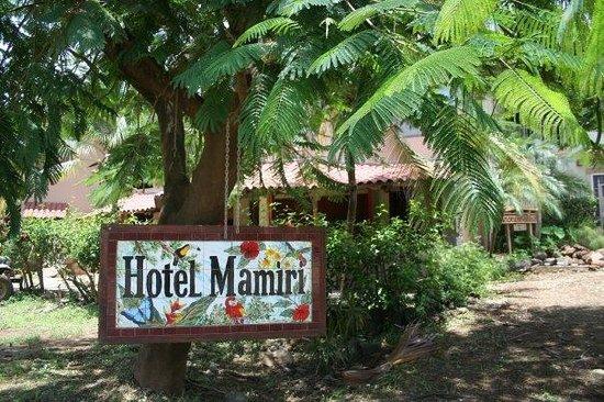 Hotel Mamiri : brand hotel