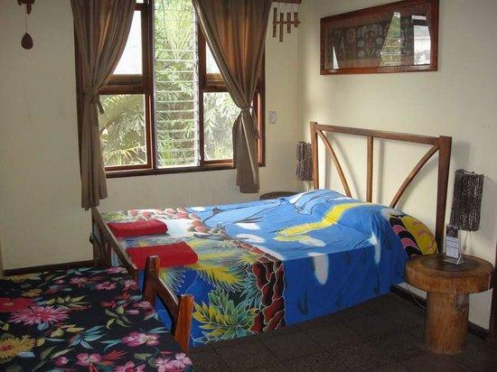 Hotel Mamiri: room my mother