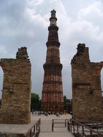 Qutub Minar: Qutab Minar