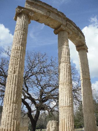 اولمبيا القديمة (أركيا أوليمبيا): Filippeion