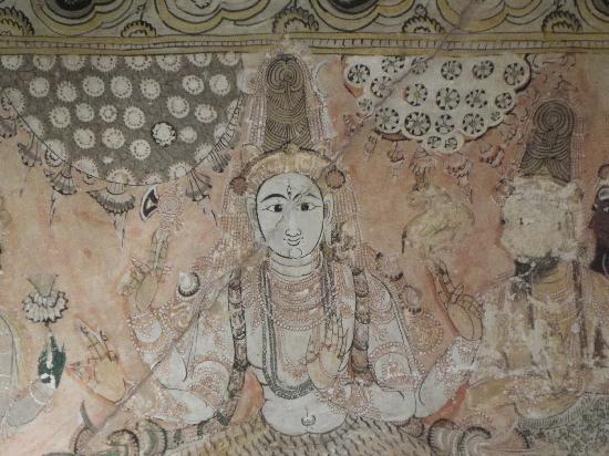 Lepakshi: Mural Paintings