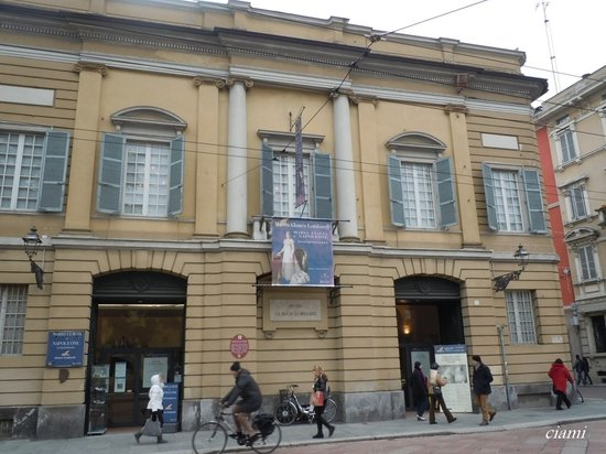 Museo Lombardi - Marie Louise and Napoleon: ロンバルディ美術館