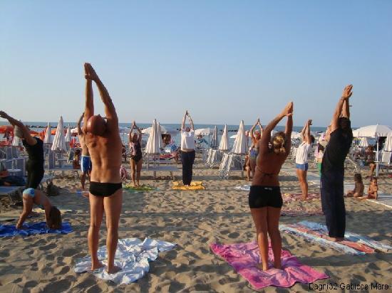 foto spiaggia gabicce mare bagni 32 - picture of spiaggia bagni 32 ... - Bagno Zen Gabicce Mare