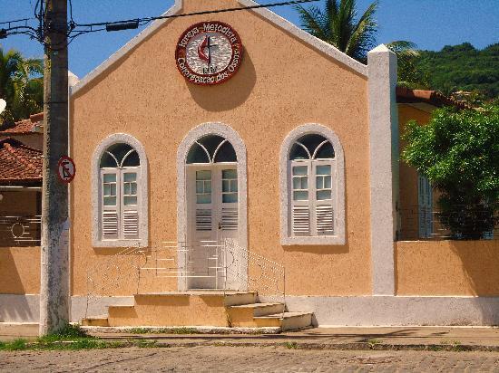 Armacao dos Buzios, RJ: Bucios ,iglesia Metodista