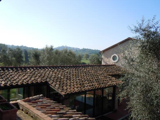 Villa Acquaviva: vista ingresso