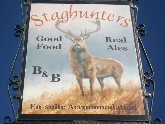 The Stag Hunters Hotel: Stag hunters