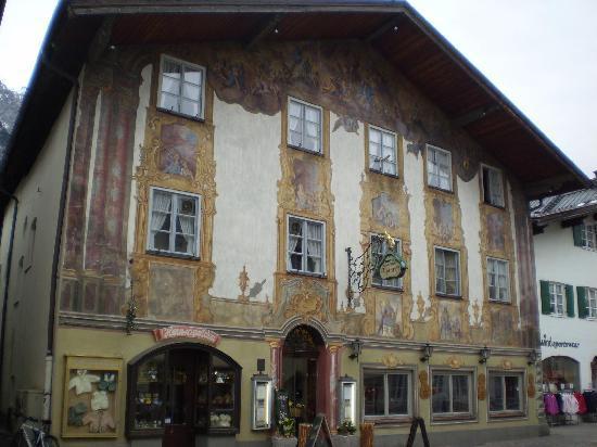 Alpenrose Traditionsgasthof: Alpenrose Hotel