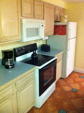 Cypress Pointe Resort : Kitchen