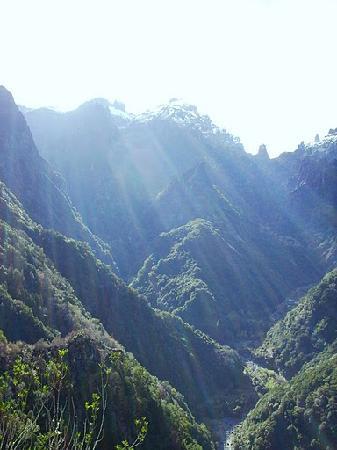 Madeira Adventure Kingdom: Luz fantástica