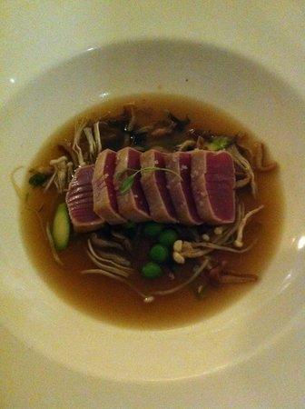 Alma-Henrique Sa Pessoa : Rare tuna