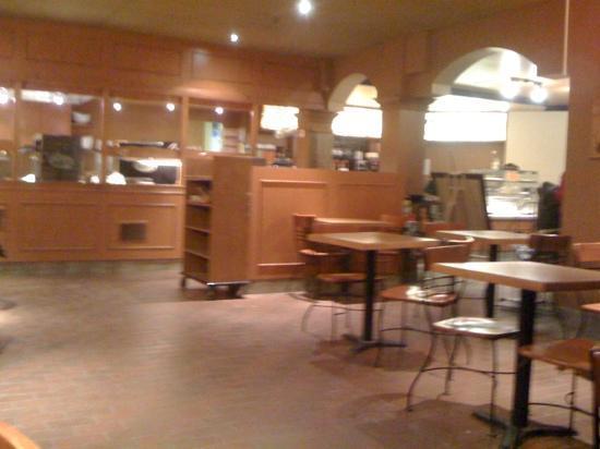 Le Subtil : Salle à manger