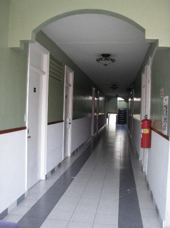 Andino Hotel: corridor