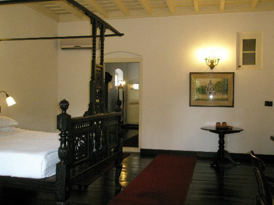Koder House : view of the room