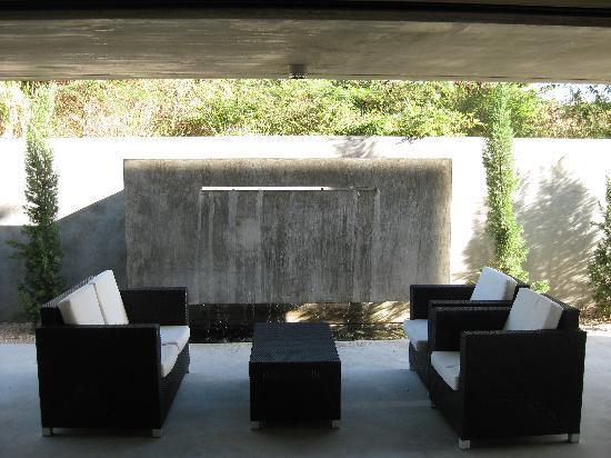 Casa Cascadas: The Water Wall