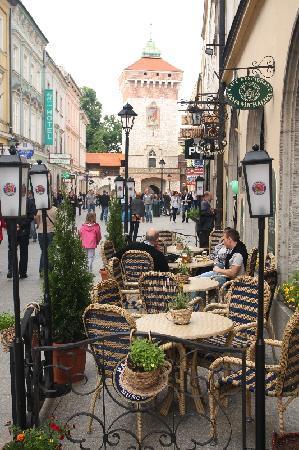 Ulica Florianska: Florianska