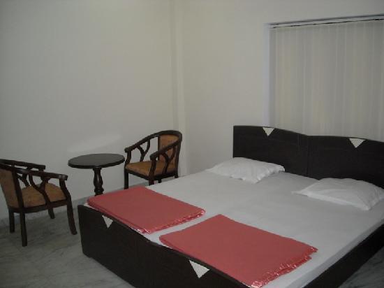 JB Serviced Apartments: Bedroom
