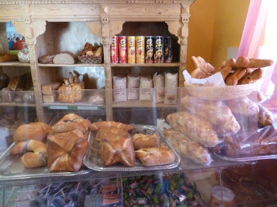 Notz: Brot und Mehlspeisen