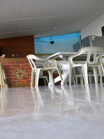 Hotel La Casona : cocina caribena
