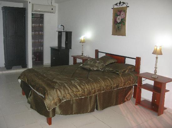 Hotel La Casona : cuartos