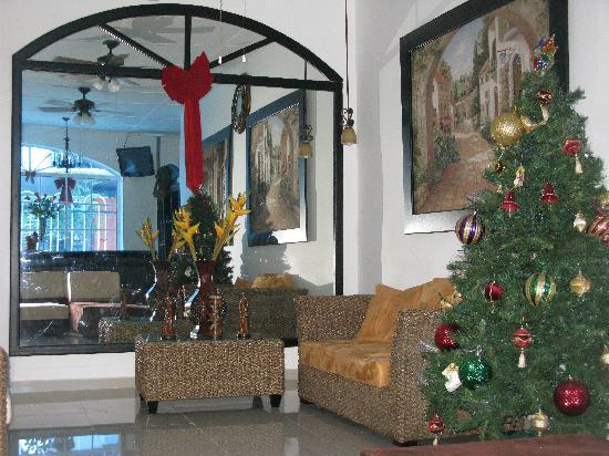 Hotel La Casona: Navidad el la casona