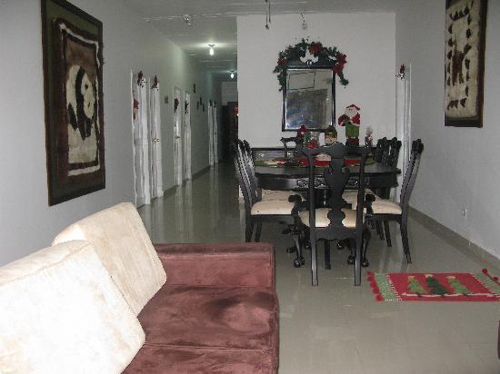 Hotel La Casona: Ambiente familiar