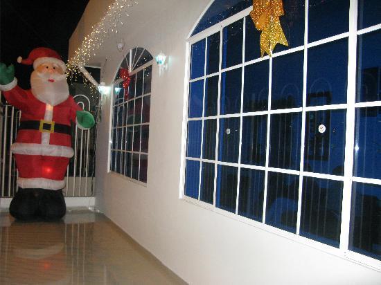 Hotel La casona: Santa en la casona