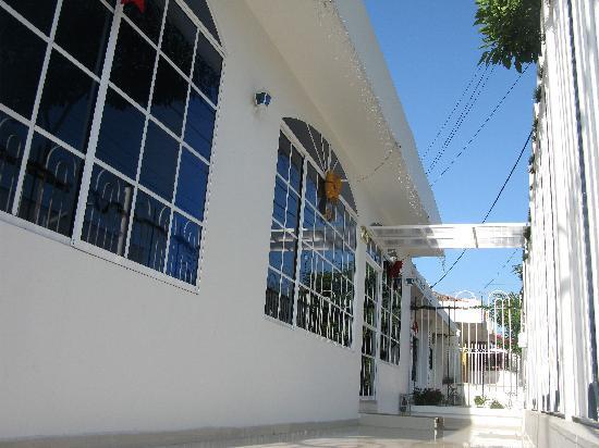 Hotel La Casona: Fachada
