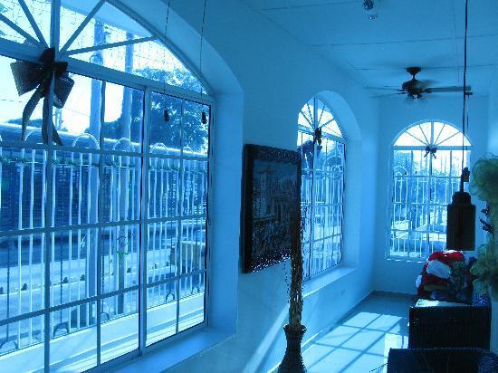 Hotel La casona: Vista panoramica