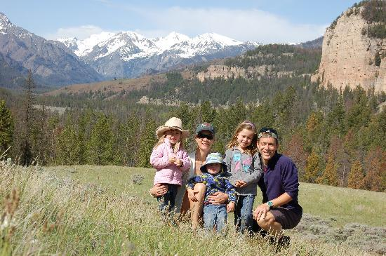 7D Ranch: Family Hike