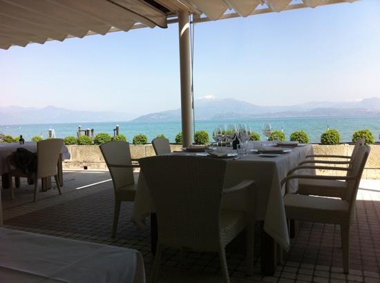 Vecchia Lugana: la bellissima vista lago