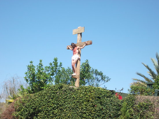 Holy Land Experience: motivating great performance was so real not a dry eye