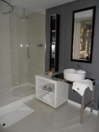 Protea Hotel Fire & Ice! by Marriott Johannesburg Melrose Arch: Bathroom